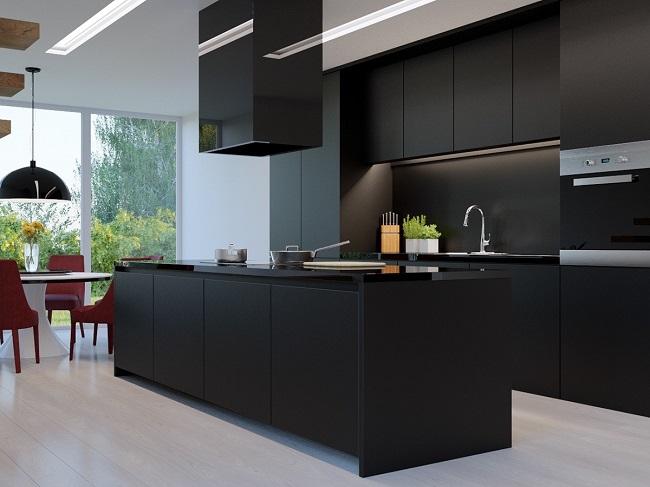 Gallery Modular Kitchen Design
