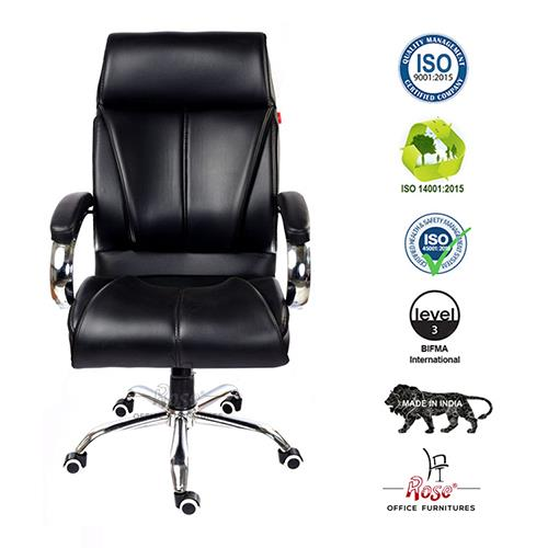 Rose Kruz Boss High Back Office Chair