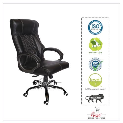 Rose Iran Executive High Back Office Chair
