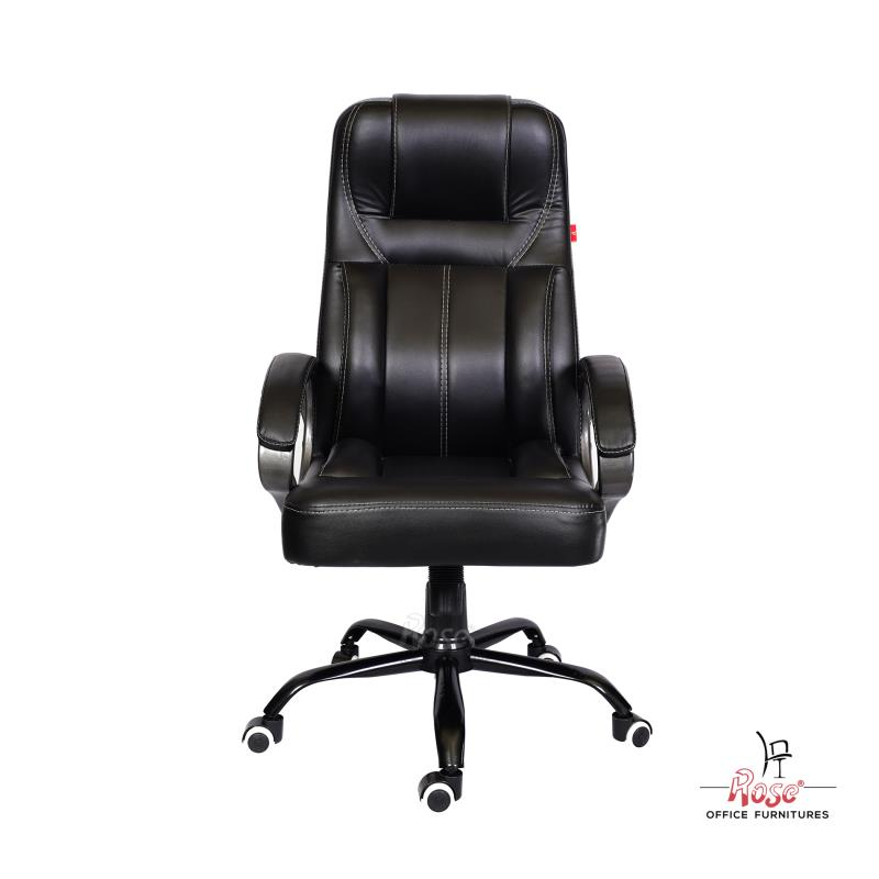 Rose 297 Executive High Back Chair (Black)