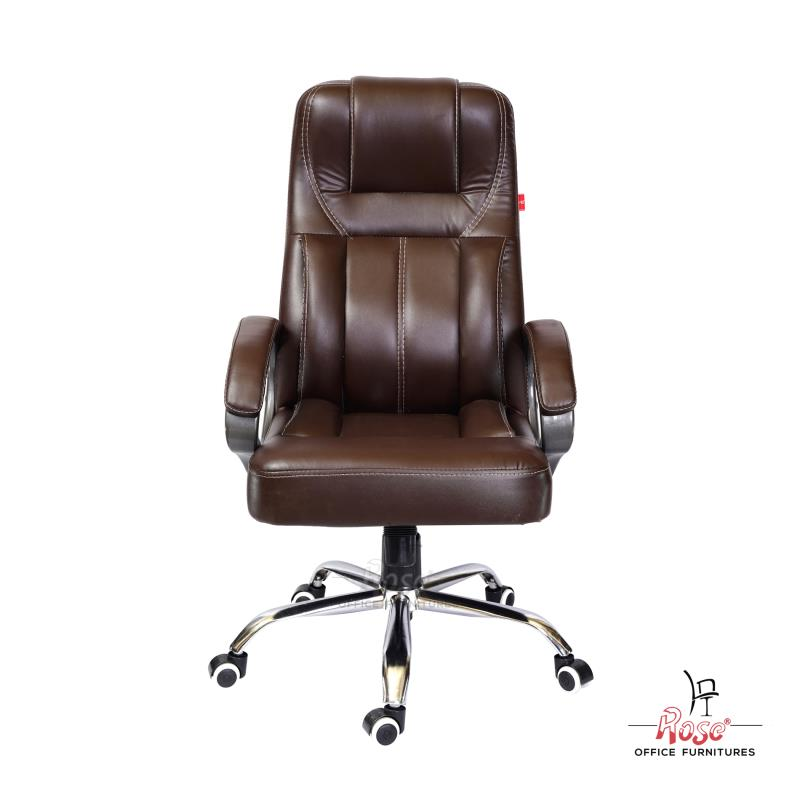 Rose 297 Executive High Back Chair (Brown)