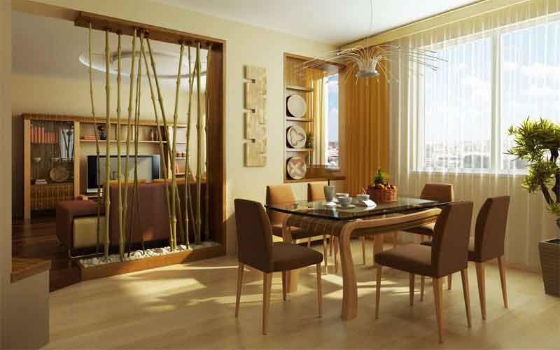 Dining Room Design & Decorating Ideas –Interior Inspiration Photos