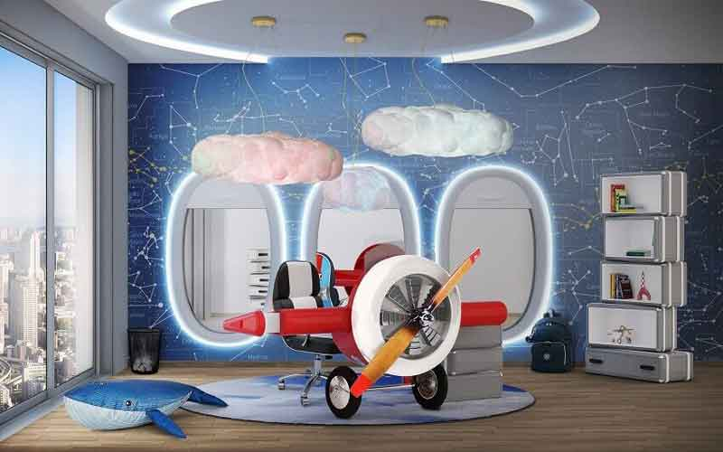 Kids Room Design & Decorating Ideas –Interior Inspiration Photos