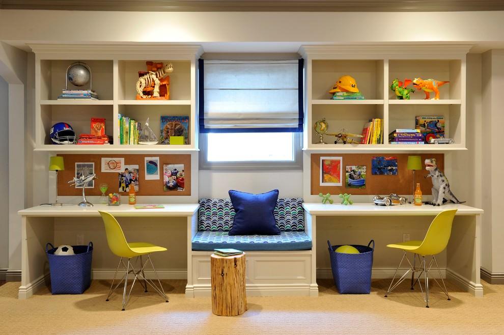 Kids Room Study Room Design