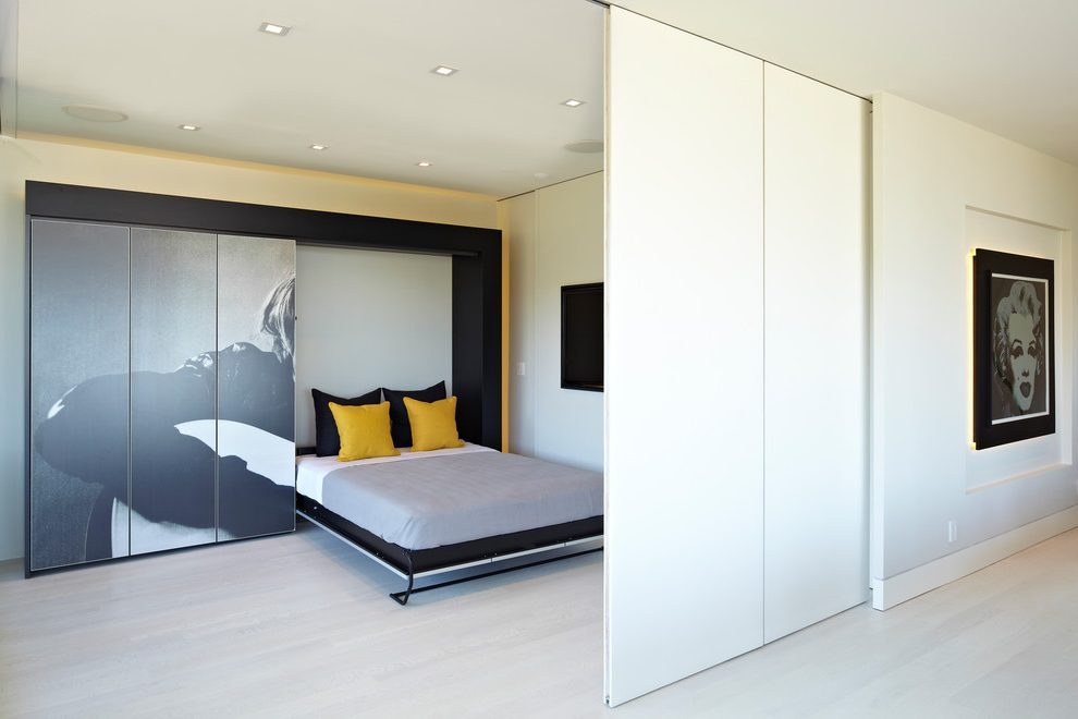 No-fuss bedroom Furniture design