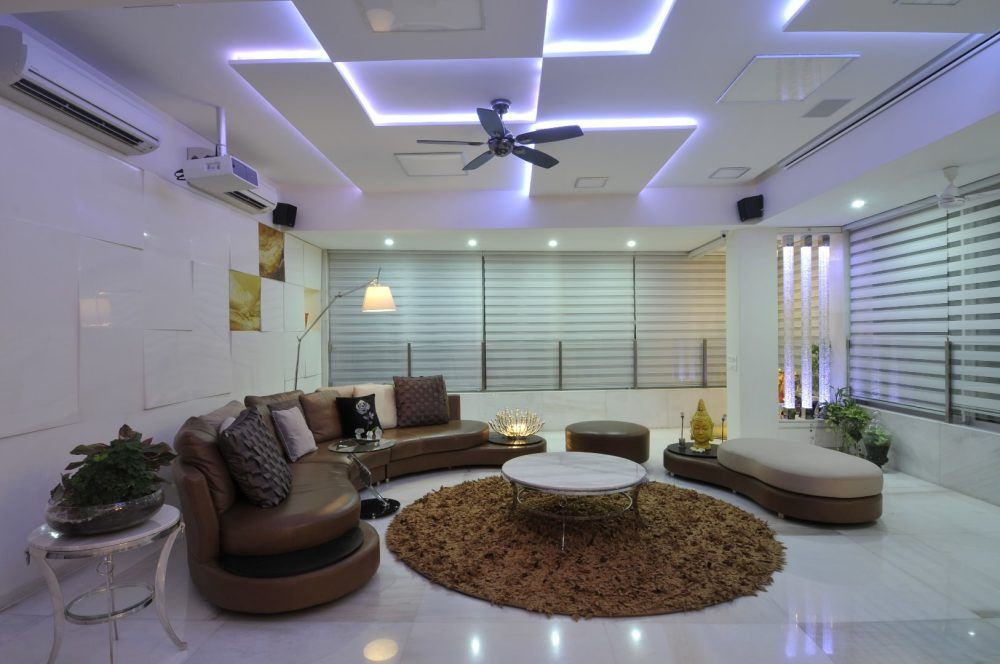 Livingroom False Ceiling