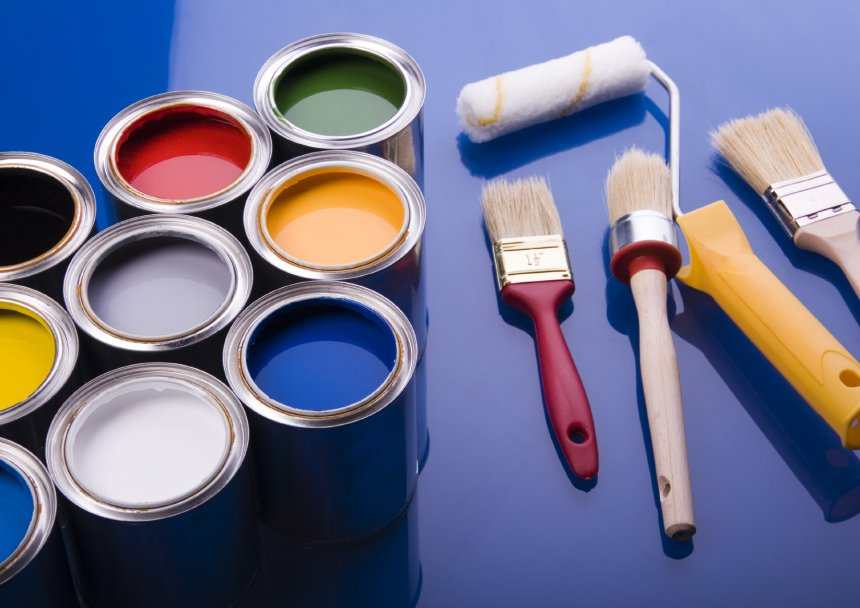 Right Paints for walls