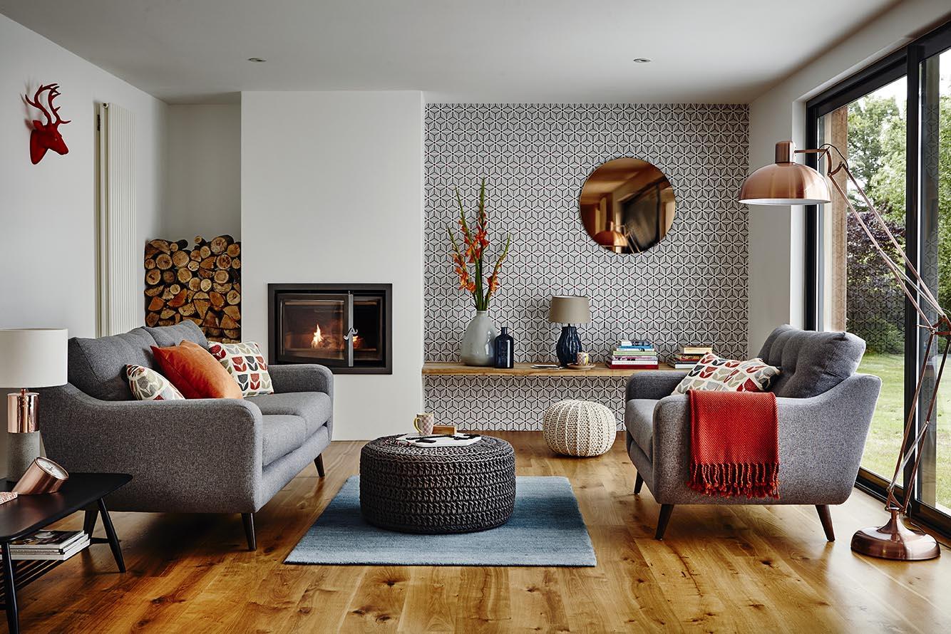 Pretty Monsoon Living Room
