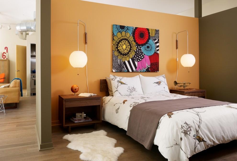 Colored Pendant Lamps