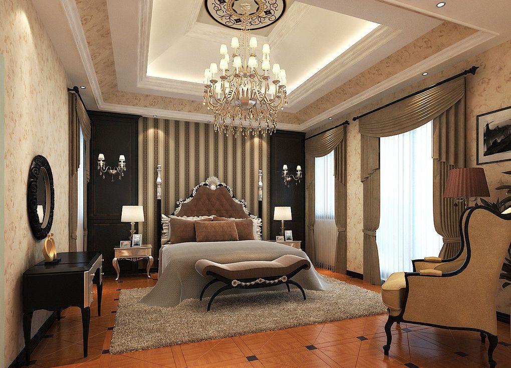 Heritage bedroom Light