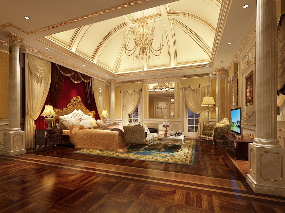 baroque bedroom Lighting