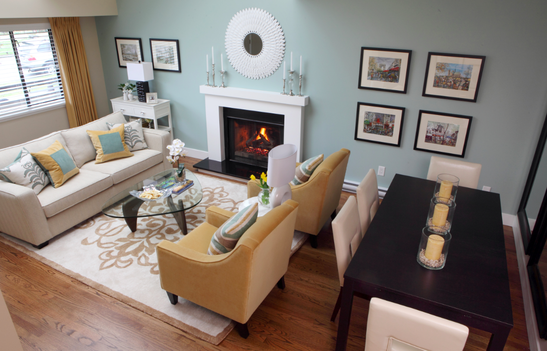 Dining Table Ideas For Small Living Room