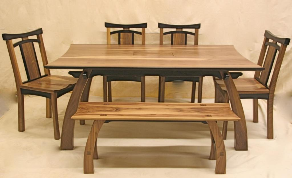 Teak Wood Dining Room Furniture