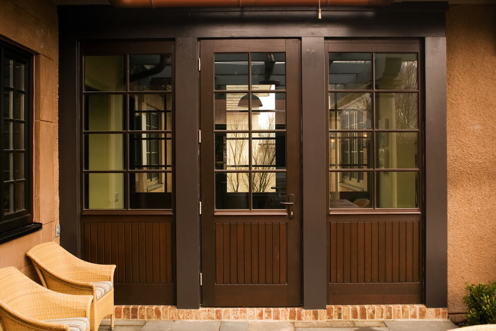 Marandi Wood Doors
