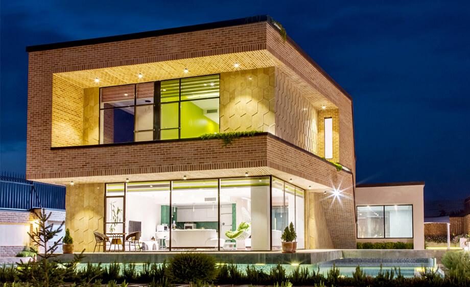 house outdoor lighting