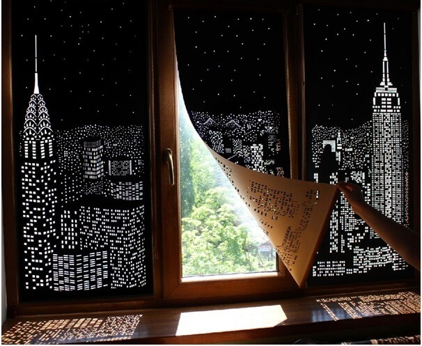 Laser Cut Windows