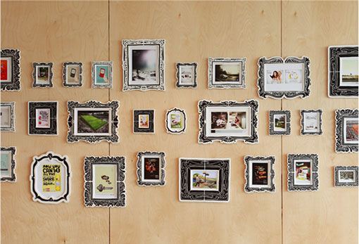 Laser Cut Photo frames