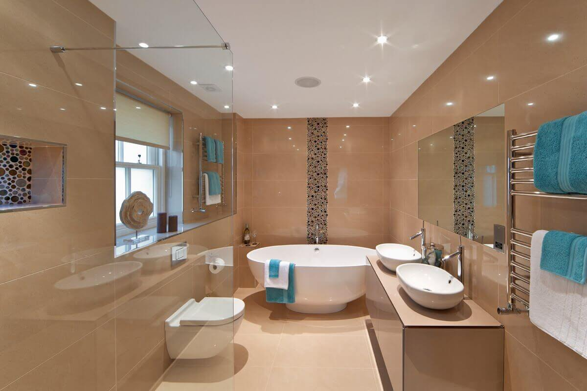 Bathroom LED Bulb Lighting Ideas