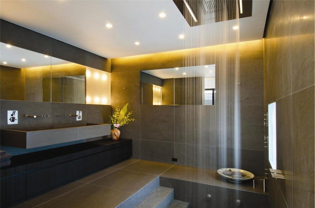 Bathroom Ceiling Lighting Ideas