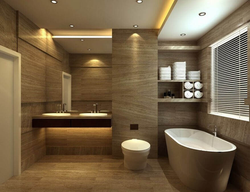 Bathroom LED Lights Bulb Ideas