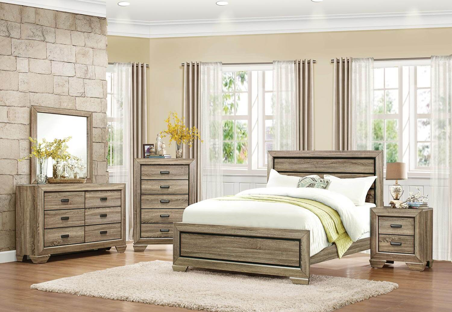 Panel Bed Ideas