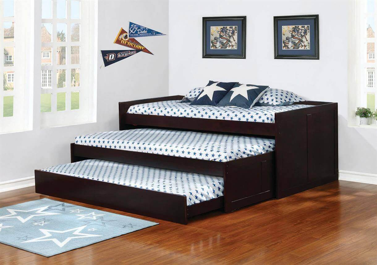 Trundle (Truckle) Beds