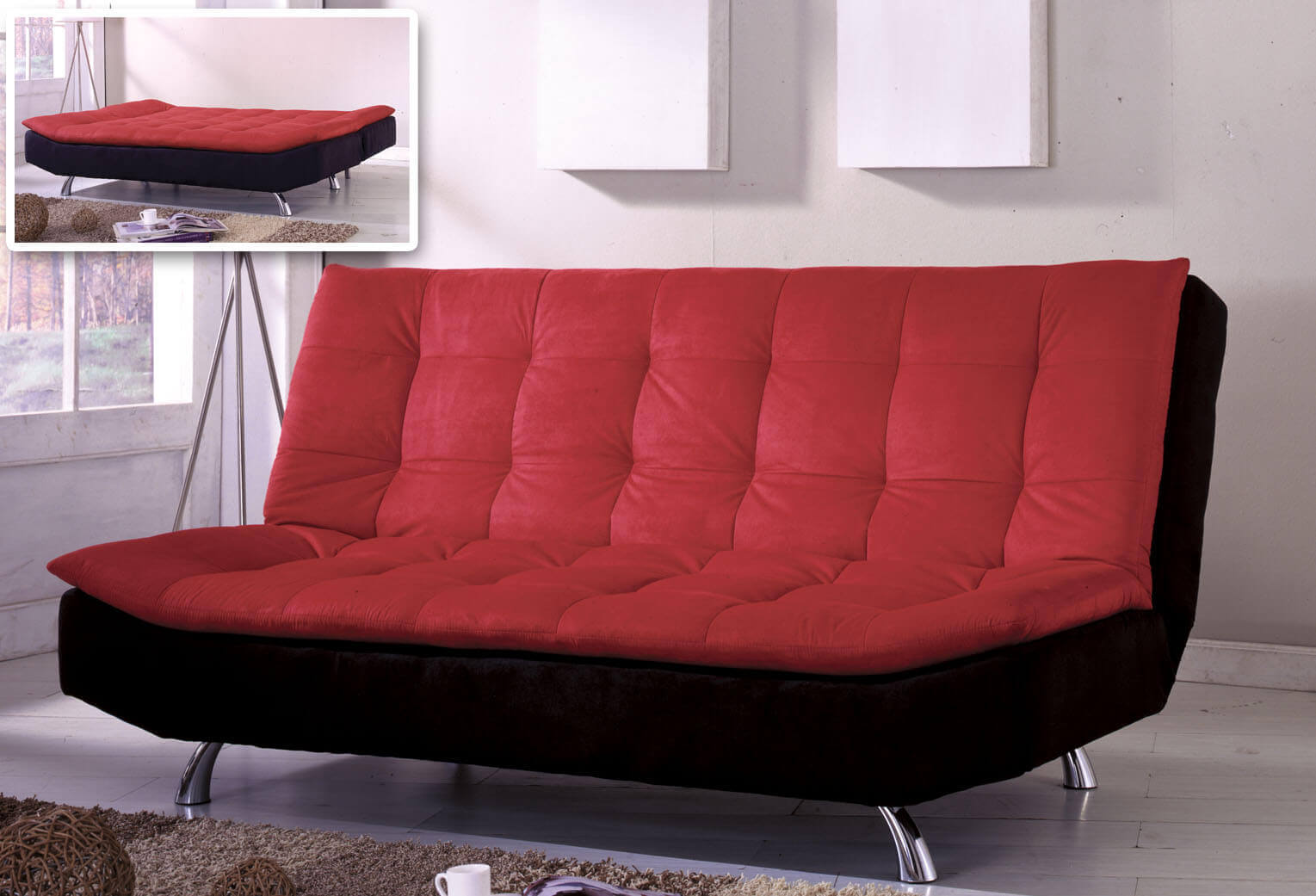 Futon Bed Ideas