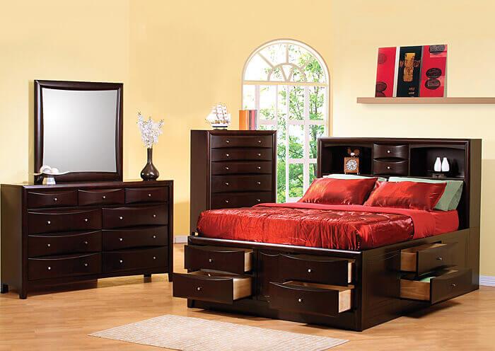 Storage Bed Ideas