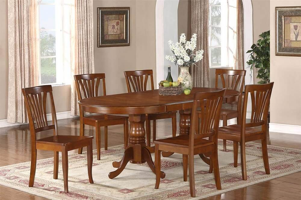Oval Dining Table Ideas