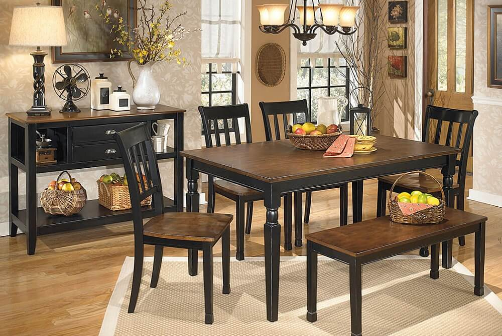Traditional Dining Table Ideas