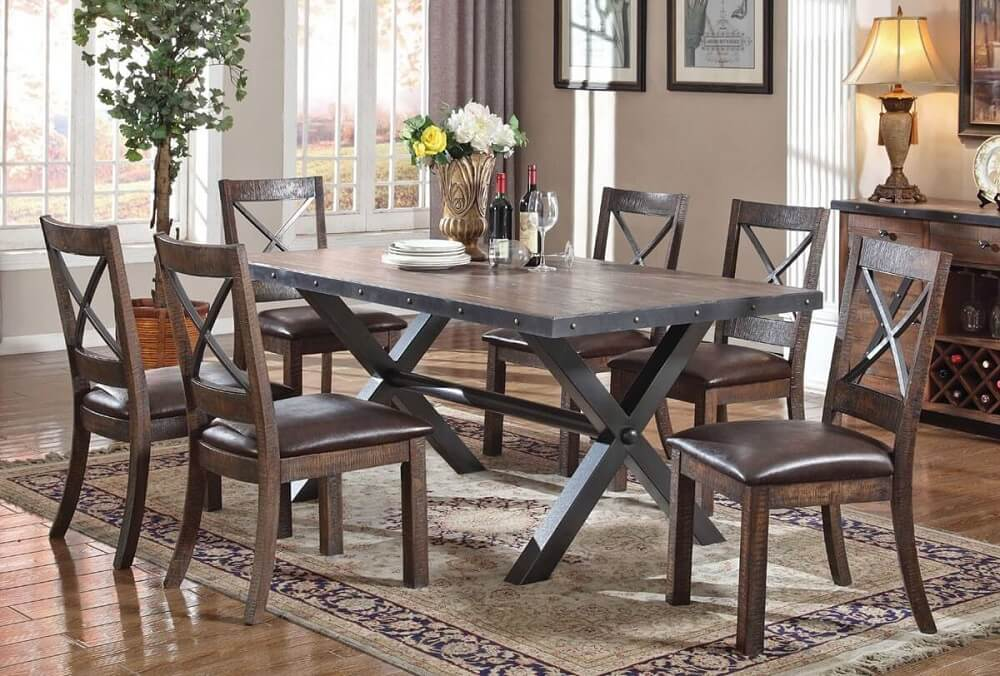Freeform Dining Table Ideas