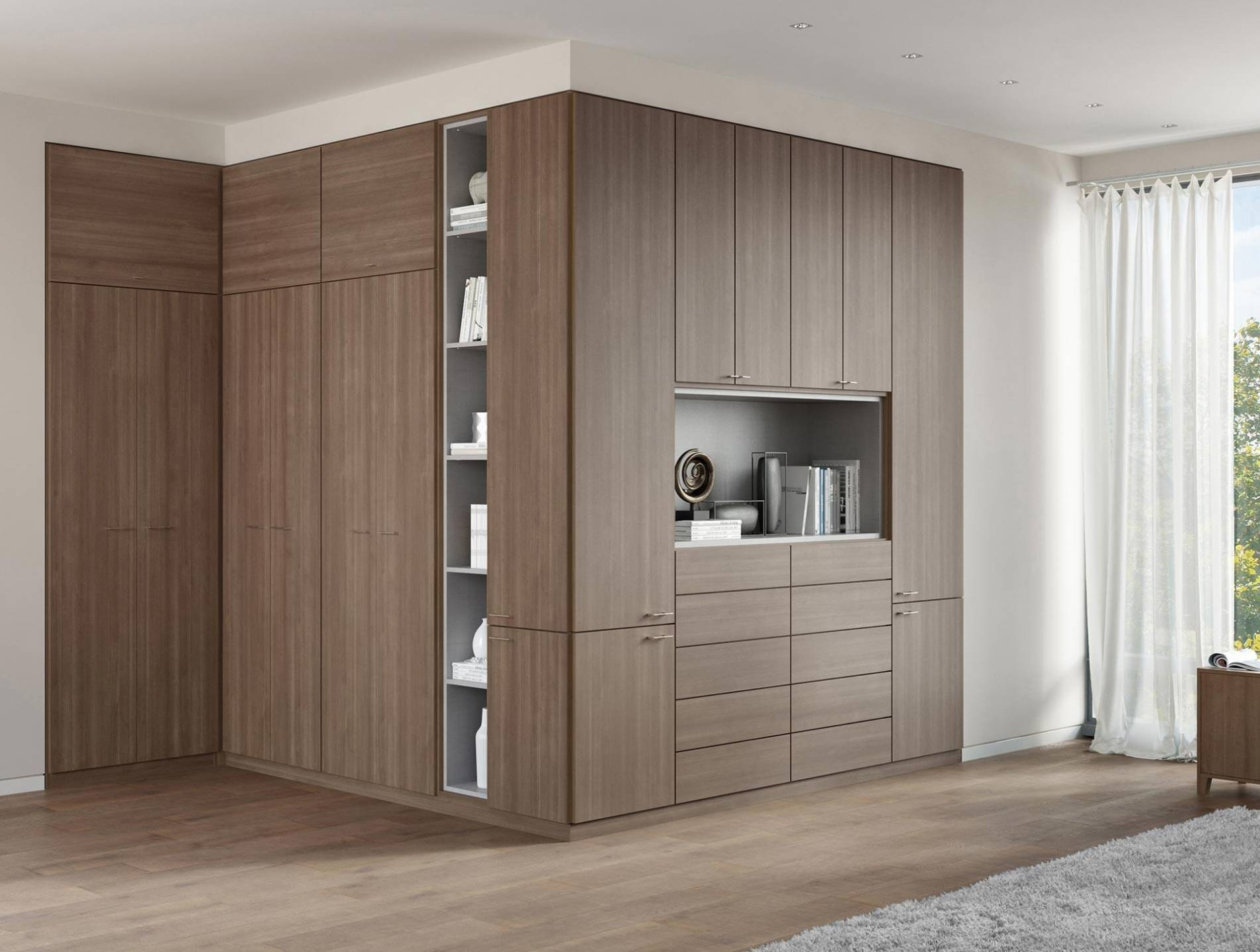 Modern Wardrobe Designs To Make Your Bedroom Stunning