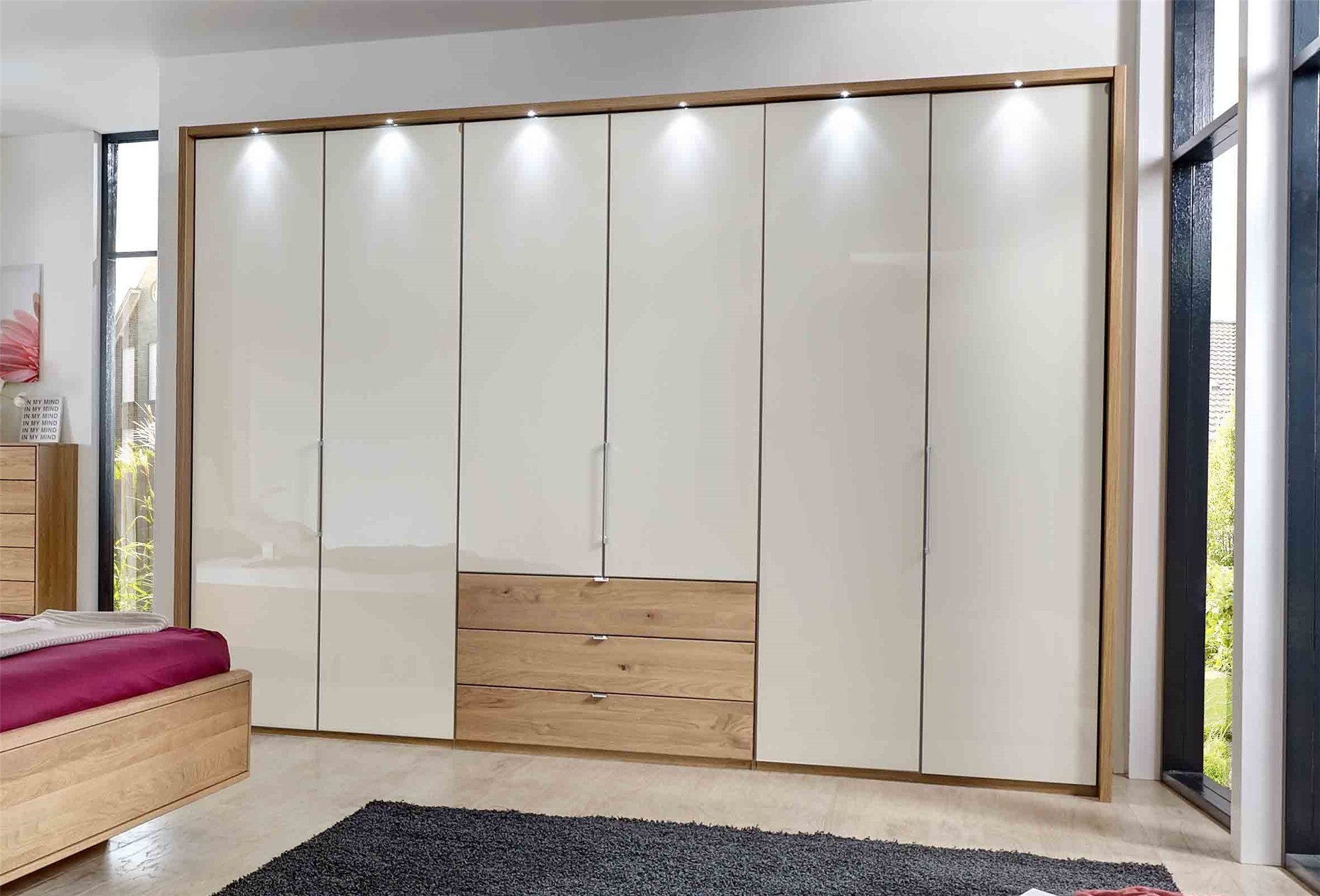 Opti Panel Wardrobe Ideas