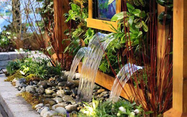 Terrace Water Fountain