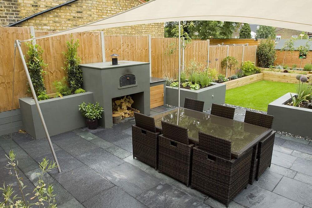 Raised Beds Terrace Garden