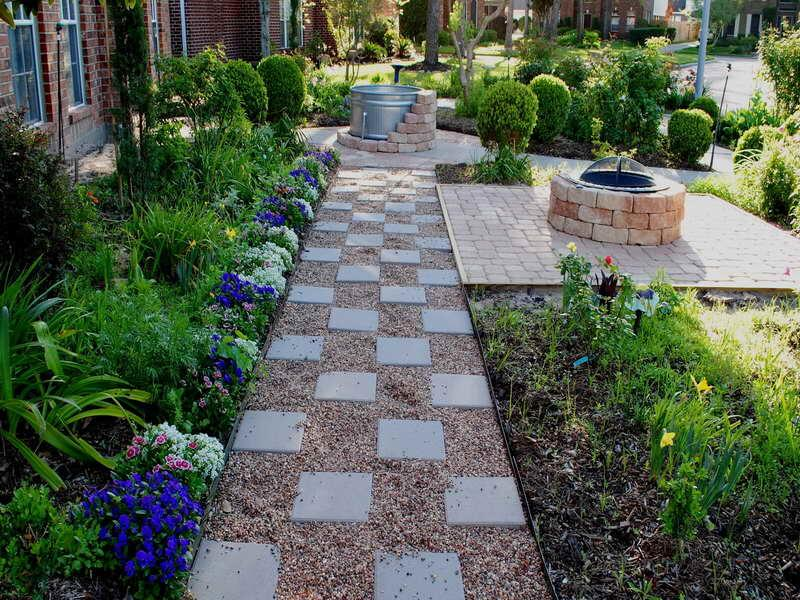 Landscaping Simple Ideas