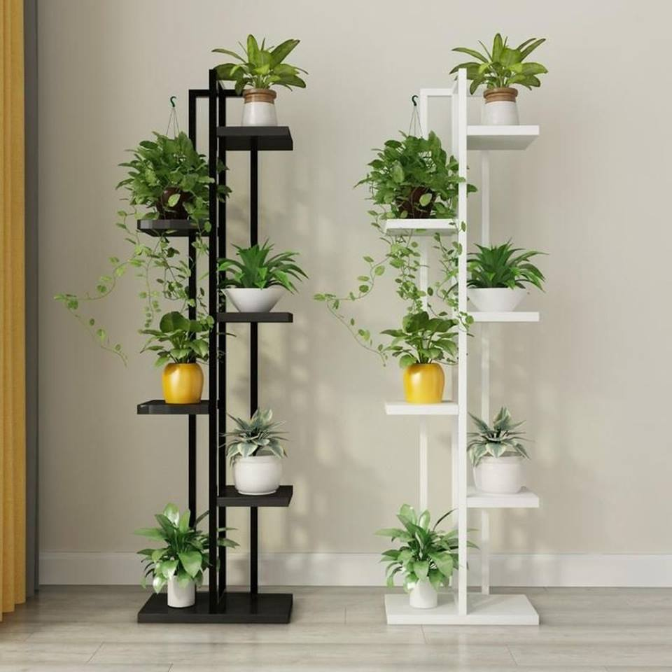 Iron Rod Vertical Garden