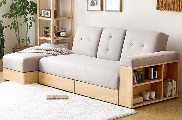 Royal Linen Storage Sofa