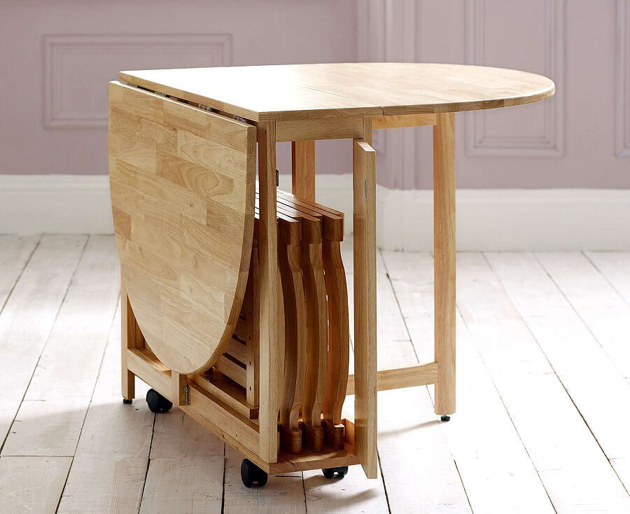 Get Expandable Furniture for Dining