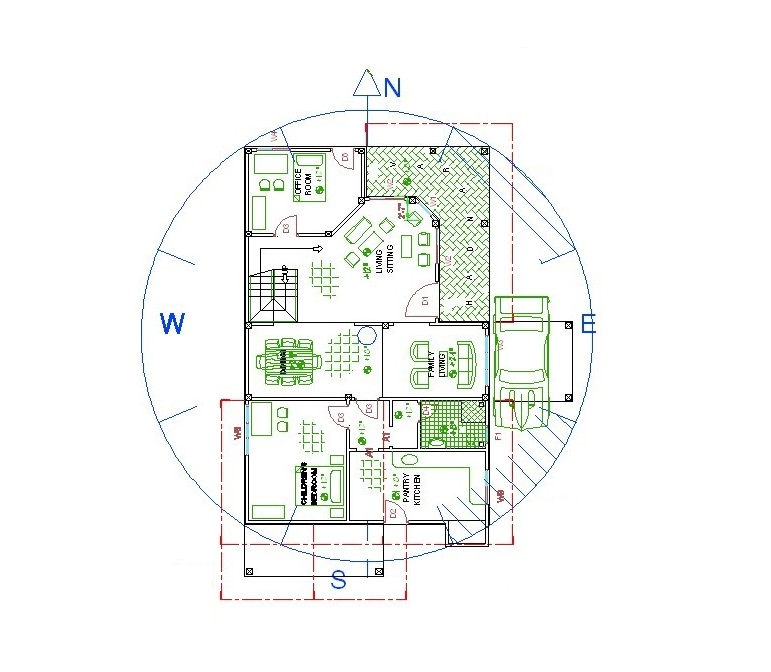 Vastu for Home Entrance