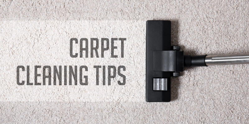 Carpet Cleaning Tricks and Tips