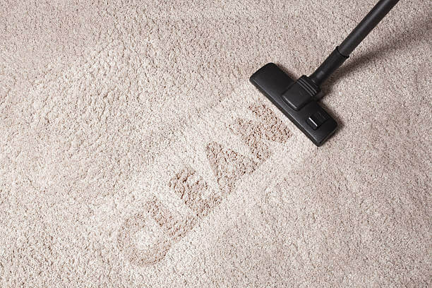 Clean Carpet Regularly, Section-Wise