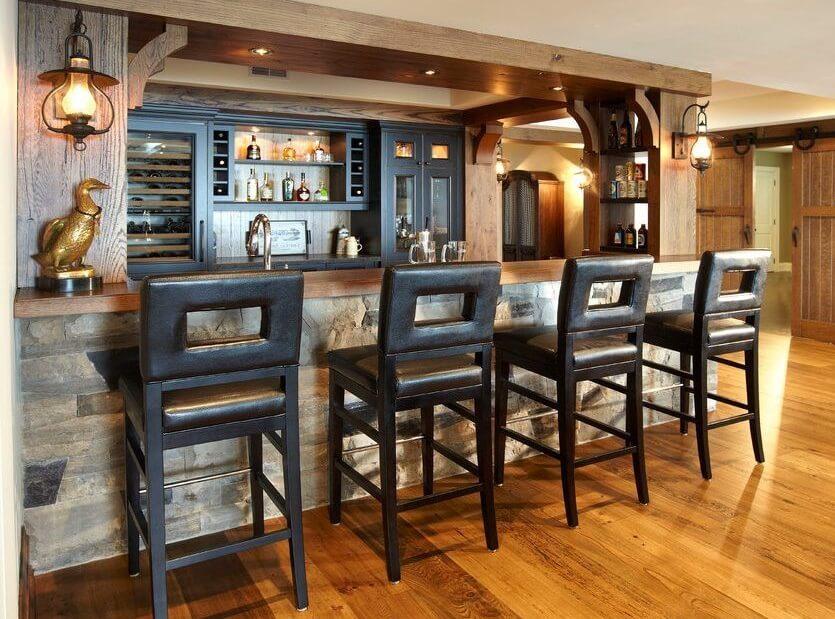 Luxury Home Beer Bars