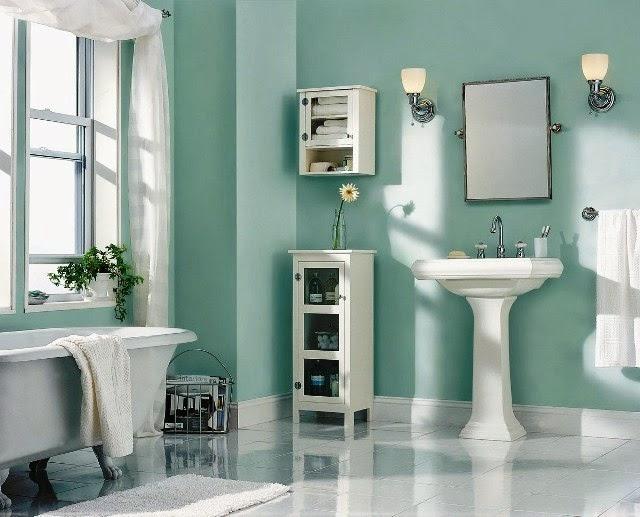 Painting Ideas for Bathroom