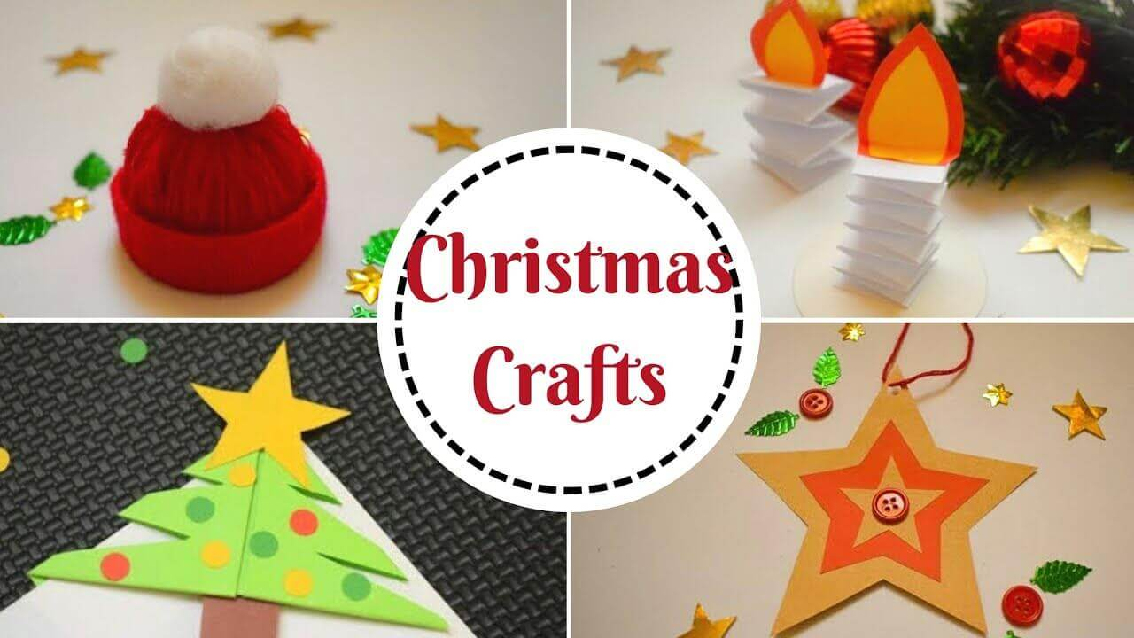 Try Some DIY Christmas Decorations