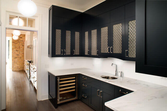 Metal Grate Cabinets