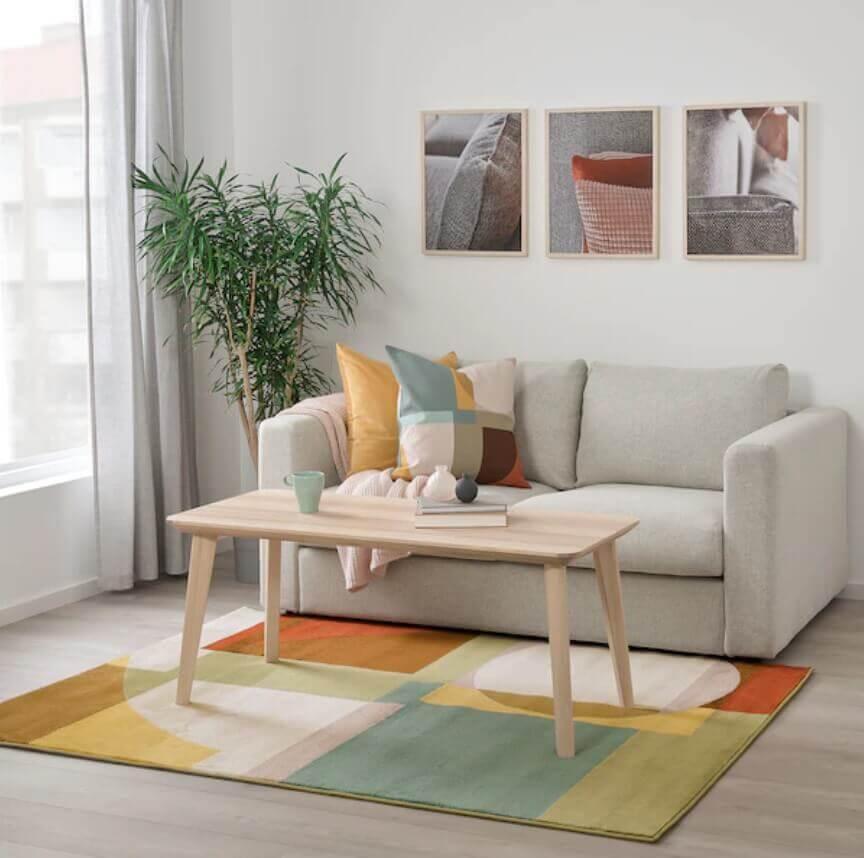 Rug Under Seating Furniture