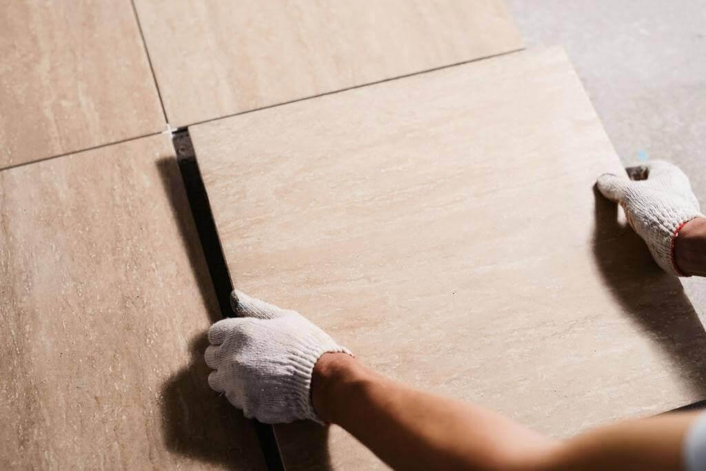 Large Format Tiles or Glazed Tiles