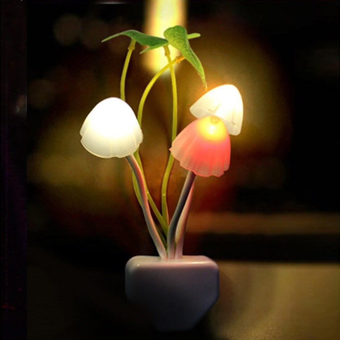 Add Intimacy With A Night Lamp