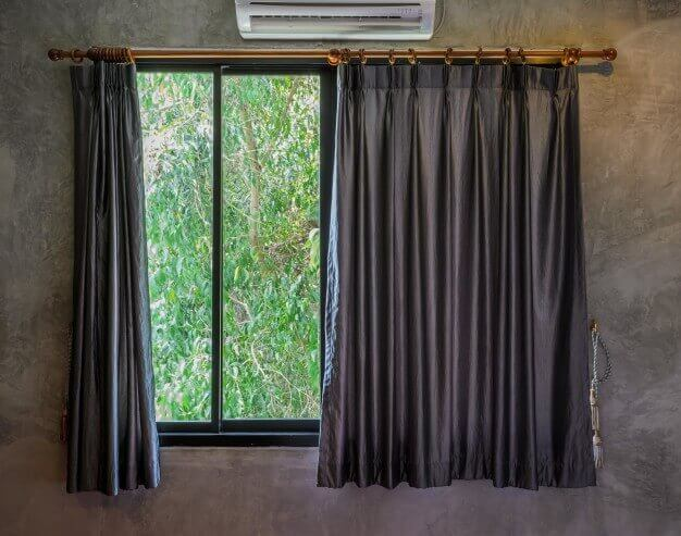 Get Creative With Window Curtains